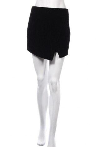 Fustă-pantalon Missguided, Mărime S, Culoare Negru, 95% poliester, 5% elastan, Preț 142,58 Lei