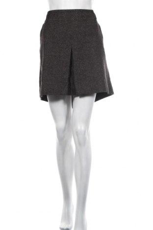 Spódnica Esprit, Rozmiar XL, Kolor Brązowy, 50% wełna, 45% wiskoza, 5% jedwab, Cena 75,00zł