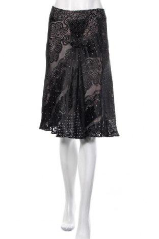 Φούστα Fenn Wright Manson, Μέγεθος M, Χρώμα Μαύρο, 55% μετάξι, 45% βισκόζη, Τιμή 21,22€
