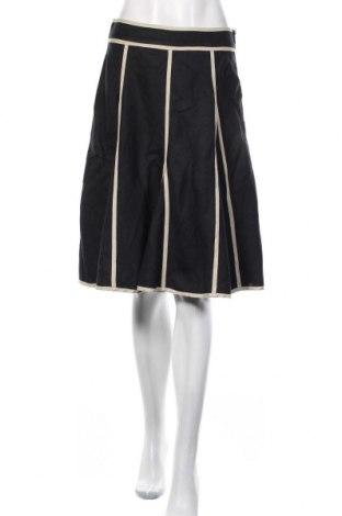 Φούστα Fenn Wright Manson, Μέγεθος S, Χρώμα Μαύρο, Λινό, Τιμή 20,42€