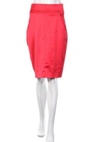 Φούστα Gaudi, Μέγεθος L, Χρώμα Κόκκινο, 97% πολυεστέρας, 3% ελαστάνη, Τιμή 76,70€