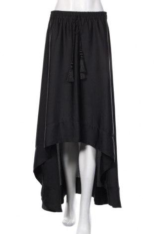 Φούστα H&M Conscious Collection, Μέγεθος M, Χρώμα Μαύρο, Πολυεστέρας, Τιμή 16,08€