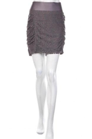 Φούστα Mexx, Μέγεθος M, Χρώμα Γκρί, Βισκόζη, Τιμή 42,68€
