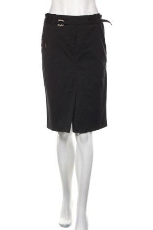 Φούστα Oasis, Μέγεθος XS, Χρώμα Μαύρο, 51% πολυαμίδη, 45% βαμβάκι, 4% ελαστάνη, Τιμή 12,99€