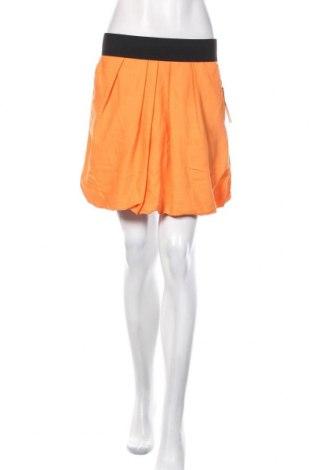 Φούστα Zara, Μέγεθος S, Χρώμα Πορτοκαλί, Πολυεστέρας, Τιμή 33,40€