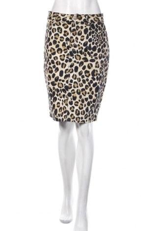 Φούστα Zara, Μέγεθος M, Χρώμα Πολύχρωμο, 97% βαμβάκι, 3% ελαστάνη, Τιμή 21,03€