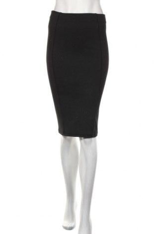 Sukně Zara, Velikost S, Barva Černá, 97% polyester, 3% elastan, Cena  407,00Kč