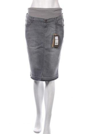 Sukně pro těhotné  Noppies, Velikost XL, Barva Šedá, 98% bavlna, 2% elastan, Cena  710,00Kč