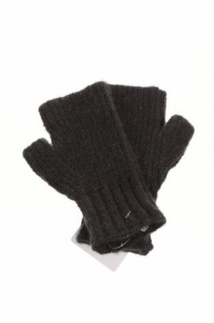 Mănuși Review, Culoare Gri, 52% poliester, 42%acril, 6% lână, Preț 62,63 Lei
