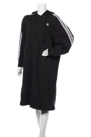 Φόρεμα Adidas Originals, Μέγεθος M, Χρώμα Μαύρο, Βαμβάκι, Τιμή 54,90€