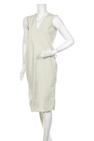 Φόρεμα COS, Μέγεθος M, Χρώμα Πράσινο, Βαμβάκι, Τιμή 54,43€