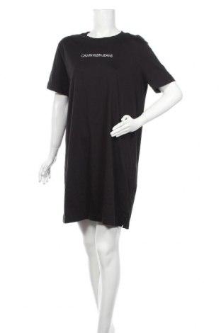 Φόρεμα Calvin Klein Jeans, Μέγεθος XXL, Χρώμα Μαύρο, Βαμβάκι, Τιμή 58,76€