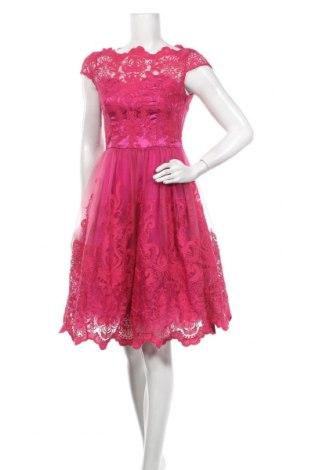 Šaty  Chi Chi, Velikost M, Barva Růžová, Polyamide, Cena  1441,00Kč