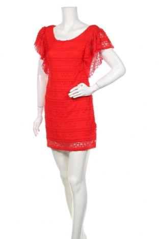 Φόρεμα H&M Divided, Μέγεθος L, Χρώμα Κόκκινο, 96% πολυαμίδη, 4% ελαστάνη, Τιμή 19,79€