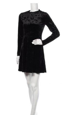 Φόρεμα H&M Divided, Μέγεθος S, Χρώμα Μαύρο, 92% πολυεστέρας, 8% ελαστάνη, Τιμή 15,59€