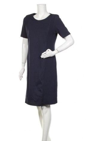 Φόρεμα Jaeger, Μέγεθος M, Χρώμα Μπλέ, Βαμβάκι, Τιμή 39,59€