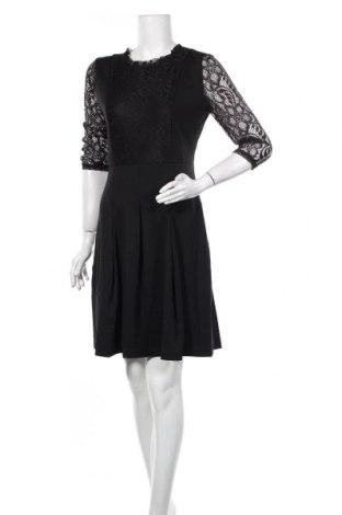 Φόρεμα Kaffe, Μέγεθος L, Χρώμα Μαύρο, 80% πολυεστέρας, 17% βισκόζη, 3% ελαστάνη, Τιμή 31,93€