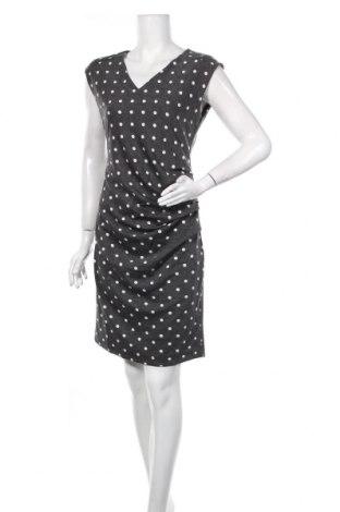 Φόρεμα Kaffe, Μέγεθος M, Χρώμα Γκρί, 80% πολυεστέρας, 17% βισκόζη, 3% ελαστάνη, Τιμή 31,93€