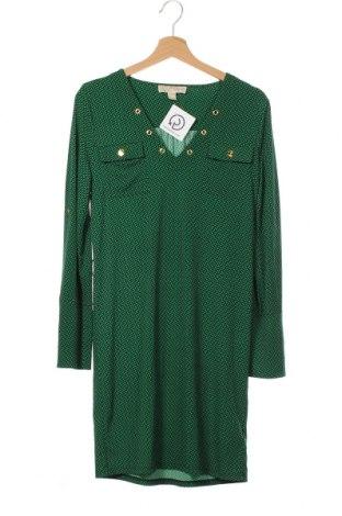 Šaty  Michael Kors, Velikost XS, Barva Zelená, 95% polyester, 5% elastan, Cena  2120,00Kč