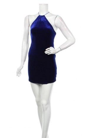 Rochie Missguided, Mărime S, Culoare Albastru, 95% poliester, 5% elastan, Preț 72,95 Lei