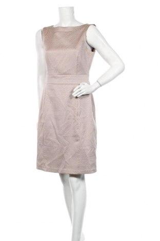 Šaty  Montego, Velikost M, Barva Béžová, 57% polyester, 40% bavlna, 3% elastan, Cena  494,00Kč