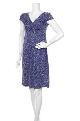 Φόρεμα Tom Tailor, Μέγεθος S, Χρώμα Μπλέ, 54% πολυεστέρας, 46% βαμβάκι, Τιμή 42,68€
