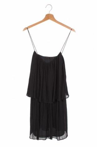 Šaty  Zara, Velikost S, Barva Šedá, Polyester, Cena  825,00Kč