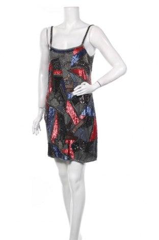Rochie Zara Trafaluc, Mărime M, Culoare Multicolor, Viscoză, Preț 96,22 Lei