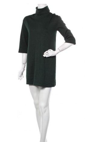 Rochie Zara Trafaluc, Mărime S, Culoare Verde, Preț 93,75 Lei