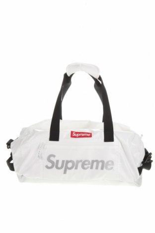 Sportovní taška  Supreme, Barva Bílá, Textile , Cena  562,00Kč