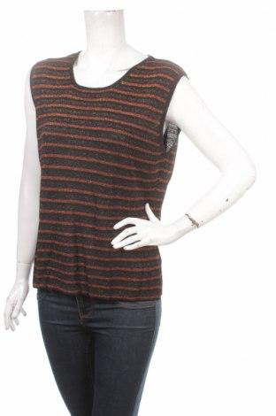 Γυναικείο αμάνικο μπλουζάκι Essentiel, Μέγεθος L, Χρώμα Πολύχρωμο, 72% βισκόζη, 28% ελαστάνη, Τιμή 4,76€