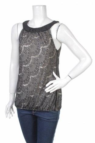 Γυναικείο αμάνικο μπλουζάκι Wrapper, Μέγεθος M, Χρώμα Μαύρο, 100% πολυαμίδη, Τιμή 2,94€