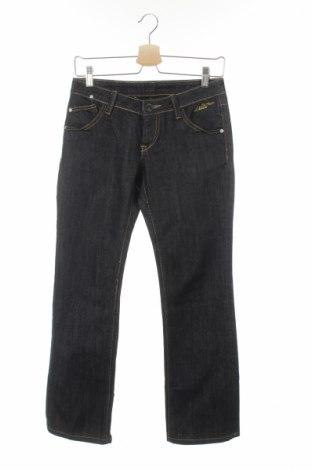 Дамски дънки Lee Cooper, Размер XS, Цвят Син, 100% памук, Цена 11,27лв.