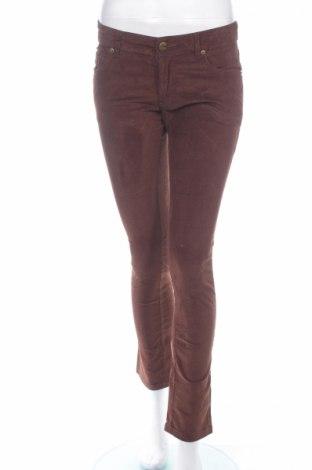 Pantaloni de velvet de femei Animal