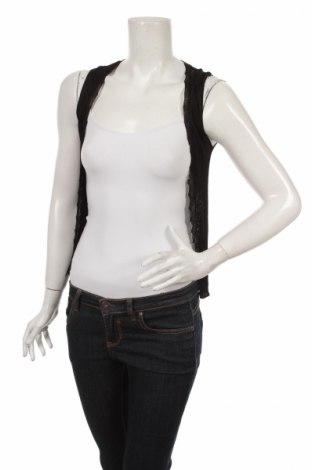 Γυναικείο γιλέκο Isabell Kristensen, Μέγεθος M, Χρώμα Μαύρο, Τιμή 6,49€