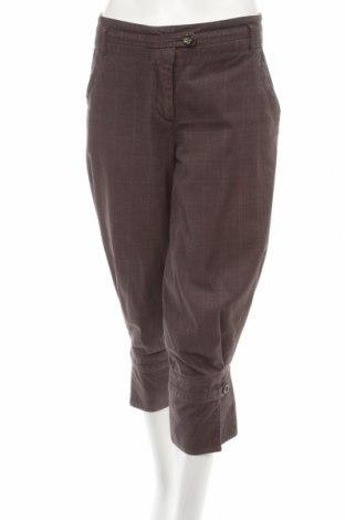 Дамски панталон Culture, Размер M, Цвят Сив, Памук, Цена 11,73лв.