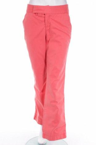 Дамски панталон Eddie Bauer, Размер XS, Цвят Оранжев, Памук, Цена 7,82лв.