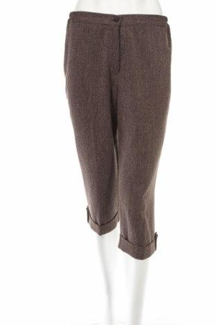 Дамски панталон Lilia, Размер M, Цвят Кафяв, Цена 3,00лв.
