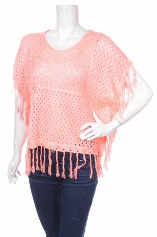 Γυναικείο πουλόβερ No Boundaries, Μέγεθος M, Χρώμα Ρόζ , Ακρυλικό, Τιμή 7,14€