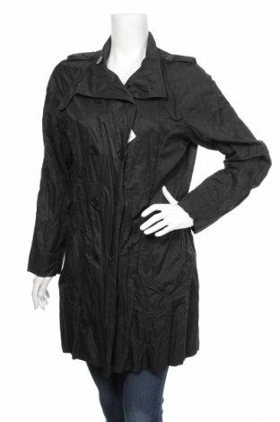 Дамски шлифер Bonita, Размер M, Цвят Черен, 51% памук, 44% полиамид, 5% метални нишки, Цена 13,00лв.