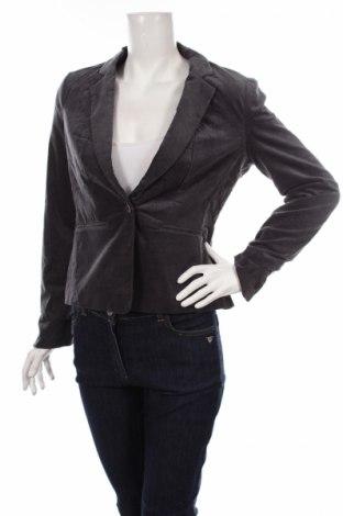 Дамско сако Just Jeans, Размер M, Цвят Сив, Памук, еластан, Цена 21,75лв.