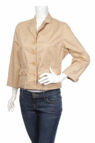Дамско яке The Limited, Размер S, Цвят Бежов, 97% памук, 3% еластан, Цена 3,12лв.