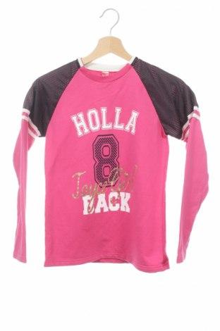 Детска блуза Joyce, Размер 14-15y/ 168-170 см, Цвят Розов, Цена 7,60лв.