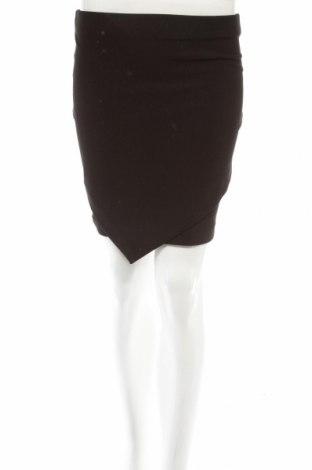 Пола H&M, Размер S, Цвят Черен, 97% полиестер, 3% еластан, Цена 7,13лв.
