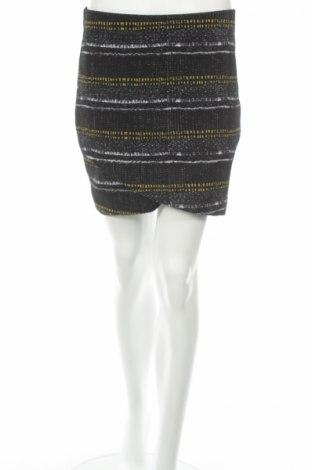Φούστα H&M, Μέγεθος S, Χρώμα Μαύρο, 96% πολυεστέρας, 4% ελαστάνη, Τιμή 4,38€