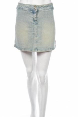 Пола Morgan, Размер S, Цвят Син, 98% памук, 2% еластан, Цена 6,40лв.