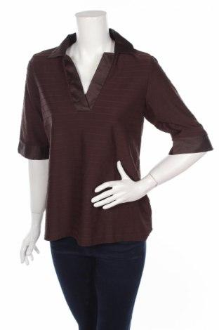 Дамска блуза Madeleine, Размер M, Цвят Кафяв, Цена 8,50лв.