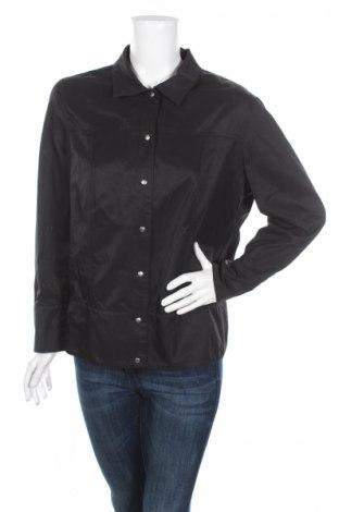 Дамска риза Hirsch, Размер L, Цвят Черен, Цена 7,36лв.