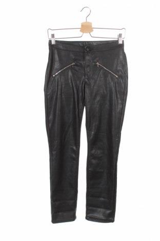 Дамски кожен панталон H&M Divided