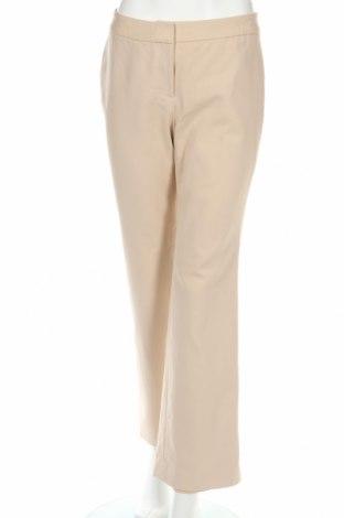 Дамски панталон Ann Taylor, Размер S, Цвят Бежов, 65% памук, 33% вискоза, 2% еластан, Цена 10,89лв.